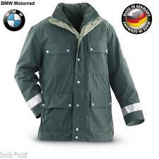 BMW German Police Polizei Rider Bike Motorcycle All Weather Jacket Parka GoreTex