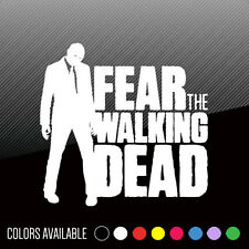 Fear The Walking Dead Rick Grimes Daryl Dixon Zombie Vinyl Decal Sticker