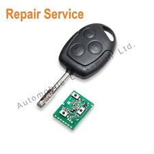 REPAIR SERVICE for Ford Focus Mondeo Fiesta Puma Ka 3 button remote key fob FIX