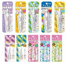 Plus Decoration tape Deco Rush Happy & Flower body + refill 11 set