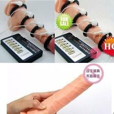 4 Electronic Rings Pulse Machine For Penis Prolong Extender Enhancing Real Male