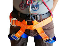 Outdoor safety belt hiking altitude belts safety belt harness for mountaineering