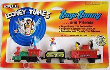 """NIP– Looney Tunes """"Bugs & Friends"""" Die Cast Metal Set #2721 by ERTL (1989)"""