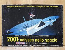 2001 ODISSEA NELLO SPAZIO fotobusta poster affiche A Space Odyssey Kubrick Cosmo