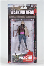"MICHONNE THE WALKING DEAD TV SERIES 3, 5"" ACTION FIGURE MCFARLANE TOYS"