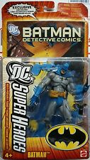 DC Super Heroes BATMAN Detective Comics Action Figure Mattel