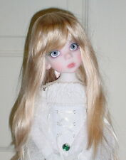 "DOLL Wig, Monique Gold ""Faith"" Size 6/7 - Light Peach w Ginger Brown"