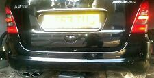 mercedes w168 Front AMG bumper in Black