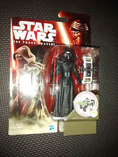 """Star Wars The Force Awakens KYLO REN Collectable Figure 3.75"""" Tall Brand New"""