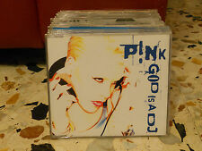 PINK - GOD IS A DJ 3,43 - cd slim case PROMOZIONALE 2003