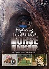 Exploring Evidence-Based Horsemanship by Martin Black  DVD - Brand NEW