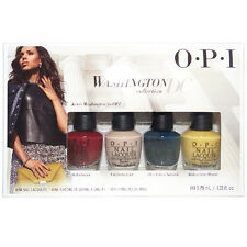 OPI Mini Washington DC Collection Fall 2016 Nail Lacquer Set of 4