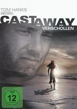 DVD CAST AWAY - VERSCHOLLEN # Tom Hanks, Helen Hunt ++NEU