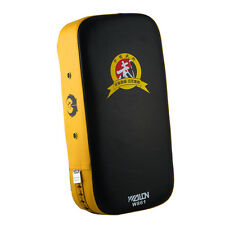 Muay Thai MMA Martial Art Boxing Karate Taekwondo Kick Target Punch Pad Yellow