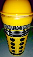Doctor Who - Yellow Dalek Tumbler - 16 oz. Limited Edition Travel Cup BBC