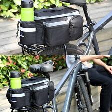 Fahrrad Gepäcktasche Satteltasche Gepäckträger Tasche Fahrradtasche Rucksack