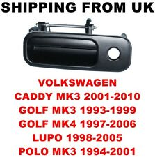 TAILGATE REAR DOOR BOOTLID LOCK HANDLE VW CADDY MK3 GOLF MK3 MK4 LUPO POLO MK3