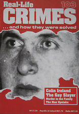 Real-Life Crimes Issue 103 - Colin Ireland the Gay slayer