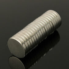 10Pcs Super Strong Magnetic Disc Rare-Earth Neodymium N50 Magnet 20mm x 3mm