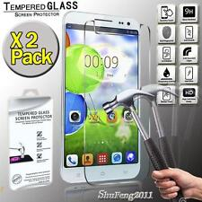 2 Pack Tempered Glass Film Screen Protector Cover For Zopo ZP999 Lion Heart
