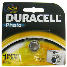 Duracell 625A battery (LR9, EPX625, RPX675, MR44, V675PX) 20 Pieces !