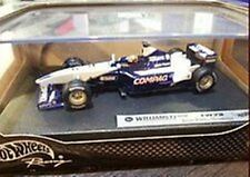 MATTEL HOT WHEELS 50212 Williams FW23 F1 diecast race car J P Montoya 2001 1:43