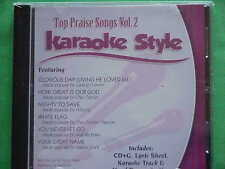 Top Praise Songs~#2~Christian~Daywind~Karaoke Style ~How Great is Our God ~ CD+G
