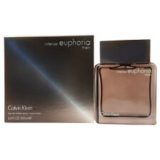 Euphoria Intense by Calvin Klein for Men - 3.4 oz EDT Spray