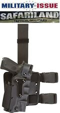 SAFARILAND 3085-73-131 Beretta Leg Holster & More STX Tactical Ambidex Holster