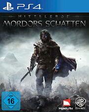 Mittelerde: Mordors Schatten - PS4 -neuw. HERR DER RINGE DEUTSCH