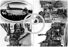 8 historische Ansichtskarten von Zeitz Repro von Foto Kreil
