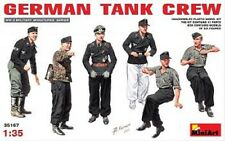 MODEL FIGURES   MIN35167 - Miniart 1:35 - German Tank Crew