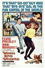"ELVIS - VIVA LAS VEGAS - MOVIE POSTER 12"" X 18"" VERSION 2"