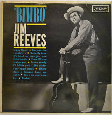 "JIM REEVES - BIMBO - LONDON MONO HA U 8015 MINT  12"" LP (X 156)"