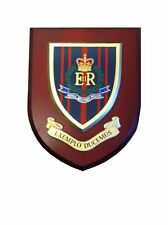 Royal Military Police RMP Wall Plaque Exemplo Ducemus Regimental