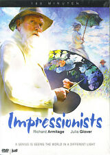 Impressionists (with Richard Armitage & Julia Glover) (DVD)