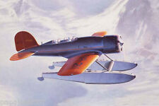 Model Airplane Plans (UC): LOCKHEED SIRIUS Scale Floatplane for 2.5-5cc Engine