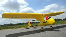 New Yellow Wing Dragon Slow Flyer RTF 3Ch Trainer RC Remote Control Model Plane