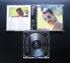FREDDIE MERCURY Mr. Bad Guy +3 1985 JAPAN 1ST PRESS CD CBS/SONY 32DP 227 QUEEN