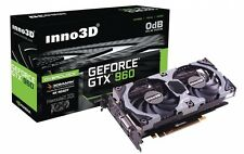 Inno3D NVIDIA GeForce GTX 960 OC 2GB DDR5 PCIE 3.0 Video graphics Card 4K HDMI