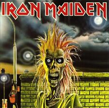 IRON MAIDEN - IRON MAIDEN - LP VINYL REISSUE NEW SEALED 2014