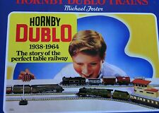 Hornby Companion Series Hornby Dublo Trains 1938 - 1964 Book Hardcover Trains 00