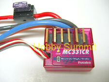 Futaba MC331 CR SPEED CONTROLLER w/ Reverse  re Tamiya R/C Truck Car Buggy Boat