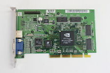 DELL 7D208 AGP VIDEO ADAPTER NVIDIA P55 GEFORCE2MX 32MB WITH WARRANTY