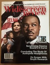 Widescreen Review Selma Blu-ray Audiophile Headphones Apr/May 2015 FREE SHIPPING