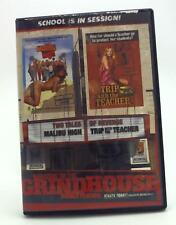 GRINDHOUSE DOUBLE FEATURE MALIBU HIGH / TRIP WITH THE TEACHER DVD (2007)