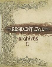 Resident Evil Archives II (Vol. 2) by BradyGames Staff (2011, Paperback)