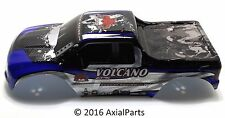 Redcat Volcano EPX Pro Body Blue/Black 1/10 Monster Truck RTR Version 88021BB