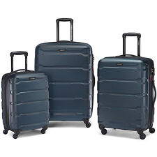"Samsonite Omni Hardside Luggage Nested Spinner Set (20""/24""/28"") Teal (68311-282"