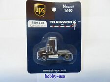 Trainworx N  Kenworth T800 Single-Axle Tractor  UPS #random 1pc TWX48044-5
